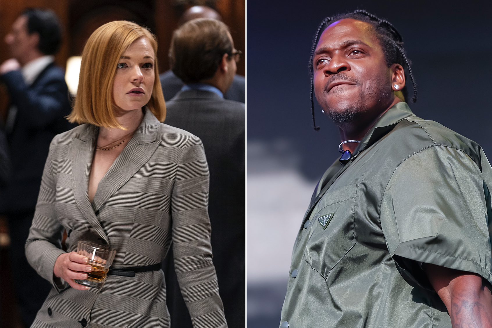 Song You Need to Know: Pusha T and HBO's 'Succession' Are the Media Merger of the Year
