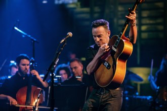 'Western Stars' Review: Springsteen Live, High Lonesome and Uncut