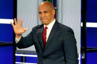 'I Thought You Might Have Been High When You Said It': Booker Slams Biden on Legal Weed Stance