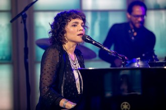 Norah Jones Releases Two Songs With Singer-Songwriter Rodrigo Amarante