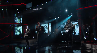 Watch Cold War Kids Perform 'Complainer' on 'Colbert'