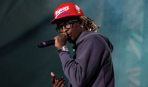 RS Charts: Young Thug's 'Hot' Jumps to Number One — With Help From Travis Scott
