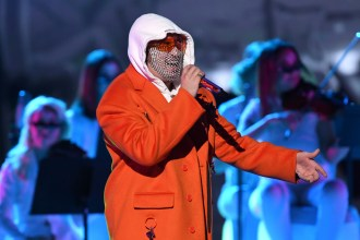 Bad Bunny Closes Out Latin Grammys With Orchestral 'Callaíta'