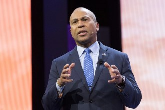 Deval Patrick's Bain Capital Bio Has Vanished. Here's What it Said