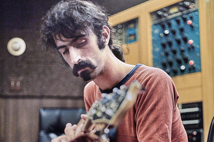 Frank Zappa's 'The Hot Rats Sessions' Box Set: Review - Rolling Stone