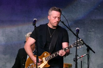 Watch Jason Isbell Sing 'Stockholm' at Warren Haynes' Christmas Jam
