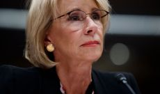Congresswoman Tells Betsy DeVos, You Are 'Out to Destroy Public Education'