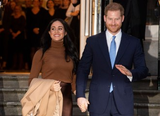Meghan Markle, Prince Harry Abdicate Royal Titles