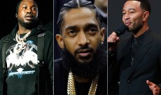 John Legend, Meek Mill Set for Nipsey Hussle Tribute at Grammys
