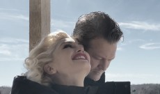 Blake Shelton and Gwen Stefani Get Close in 'Nobody But You' Video