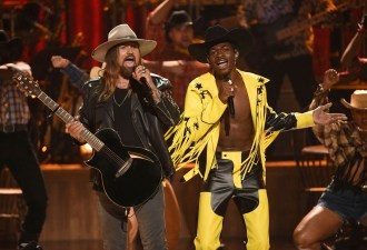 2020 Grammys: Lil Nas X, Billy Ray Cyrus to Do 'Old Town Road' with BTS, Diplo, Mason Ramsey