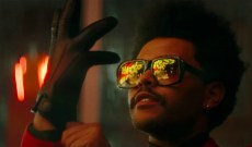 The Weeknd Embarks on a Bloody Bender in New 'Blinding Lights' Video