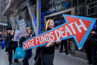 How JPMorgan Chase Became the Doomsday Bank