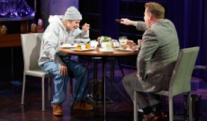 Justin Bieber Chose to Eat Ant Yogurt Rather Than Shave His Mustache on 'Corden'