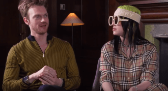 Watch Billie Eilish and Finneas Discuss the Writing of 'No Time To Die'