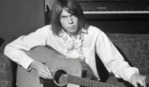 Neil Young Plots 'After the Gold Rush' 50 Release, 1971 Concert Film