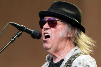 Neil Young Pens Open Letter to Donald Trump: 'You Are a Disgrace to My Country'