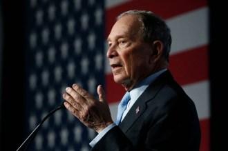 In Leaked Audio Bloomberg Defends Big Banks, Calls Warren 'Scary' in 2016