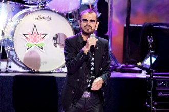 Ringo Starr Pushes 2020 All Starr Band Tour to 2021 Due to Coronavirus