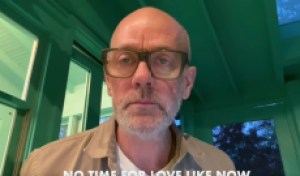 Watch Michael Stipe Unveil Demo of New Song 'No Time for Love Like Now'