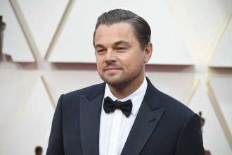Leonardo DiCaprio Launches Food Fund to Help People Impacted by COVID-19