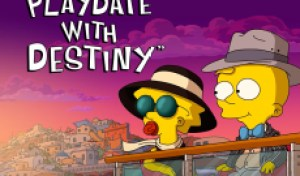 'Simpsons' Animated Short 'Playdate With Destiny' Headed to Disney+