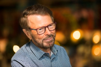 Meet CISAC's New President: Hit Songwriter Björn Ulvaeus of ABBA