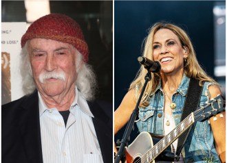 David Crosby, Sheryl Crow, Joe Walsh to Perform at Virtual Joe Biden Fundraiser