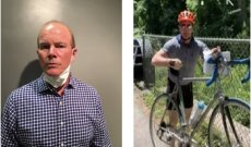 Cyclist in Viral Video Accosting Protesters Arrested on Assault Charges