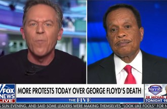 White Fox News Host Screams Over Black Co-Host While He Spoke About Systemic Racism