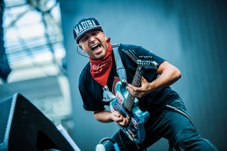 Tom Morello Enlists All-Star Musicians, Activists for Protest Song 'Stand Up'