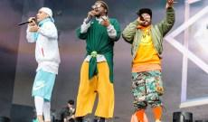Black Eyed Peas Partner with Artist Jack Coulter for Color of Change