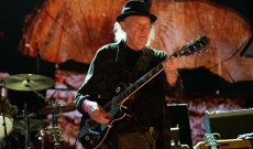 Neil Young Says Donald Trump Plays His Music 'With No Regard for My Rights'