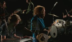 My Morning Jacket Jam Out to 'Spinning My Wheels' on 'Fallon'