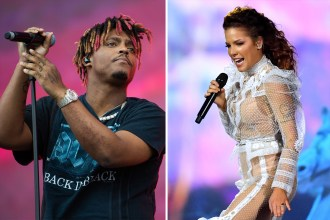 Hear Juice WRLD and Halsey's 'Life's a Mess' From Upcoming Posthumous Album
