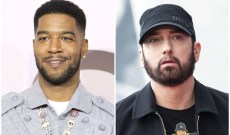 Hear Kid Cudi, Eminem's New Song 'The Adventures of Moon Man and Slim Shady'