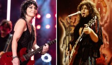 Hear Joan Jett's Rollicking Rendition of T. Rex's 'Jeepster'
