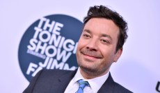 Jimmy Fallon, 'Tonight Show' Return to Studio Following 'At Home' Episodes