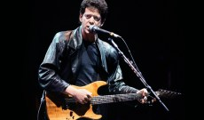Watch Never-Before-Seen Video of Lou Reed Jamming With John Mellencamp in 1987