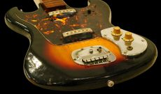 Jimi Hendrix's Early Sixties Guitar Sells for $216,000 at Auction