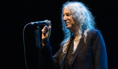 Patti Smith Plots Virtual Performance With Music, Book Reading