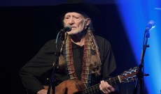 Willie Nelson Remakes 'On the Road Again' With ACM New Artist Nominees