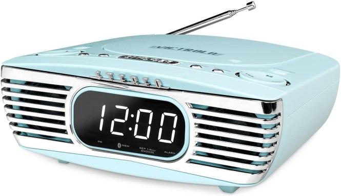 Best Cd Player Alarm Clocks Reviews Of