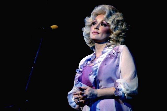 Dolly Parton, statue