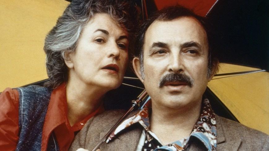 MAUDE, from left: Bea Arthur, Bill Macy, 1972-78.