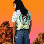 Grateful Dead Launch New Levi's Collaboration of Tees and Accessories 💥😭😭💥