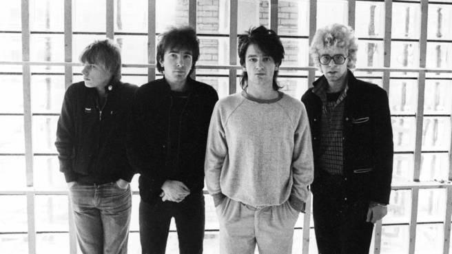 U2 1980, noch bevor sie große Bekanntheit erlangten.