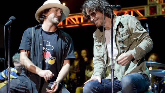 Gedenkt seinem verstorbenen Freund Chris Cornell: Eddie Vedder von Pearl Jam.
