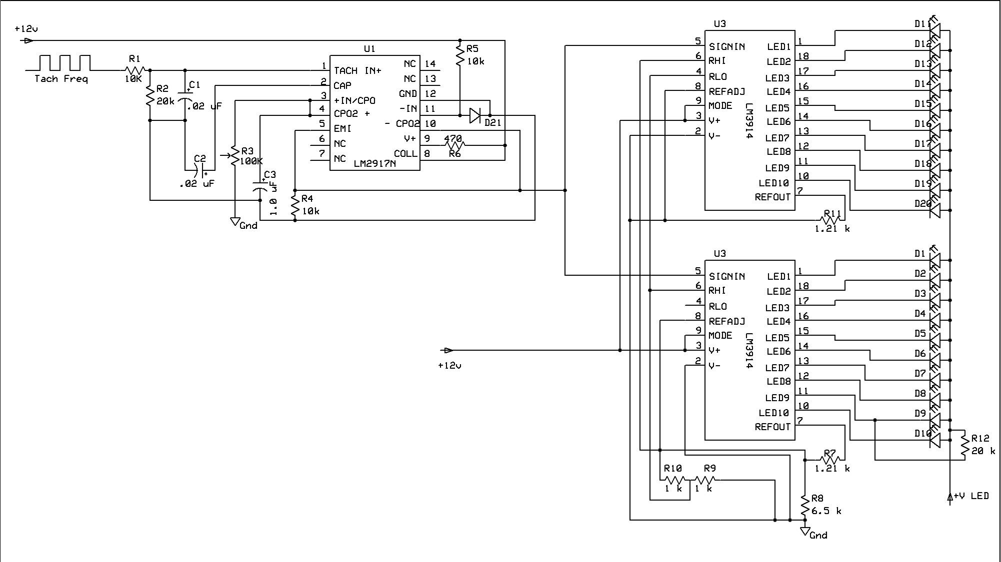 Schematic View Form