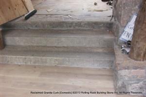 Used Granite Curbing